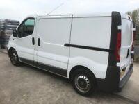 eb7e08bd694724 2012 Vauxhall Vivaro Taxed and MOTd Until November