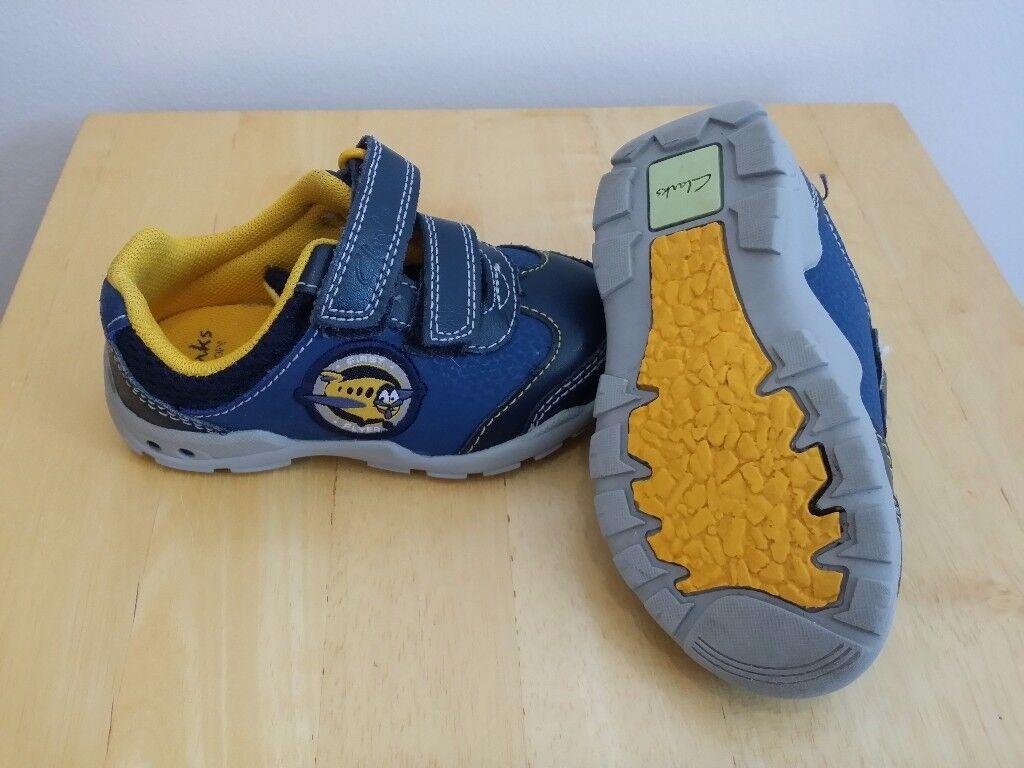 Boys Shoes Clarks 4G