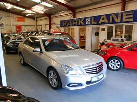 Mercedes-Benz E Class E350 CDI BlueEFFICIENCY Avantgarde 4dr Tip Auto (bright silver metallic) 2009