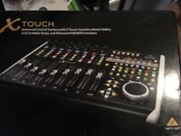 Behringer X Touch, Midi Mixer Controller, Boxed, Mint Condition.