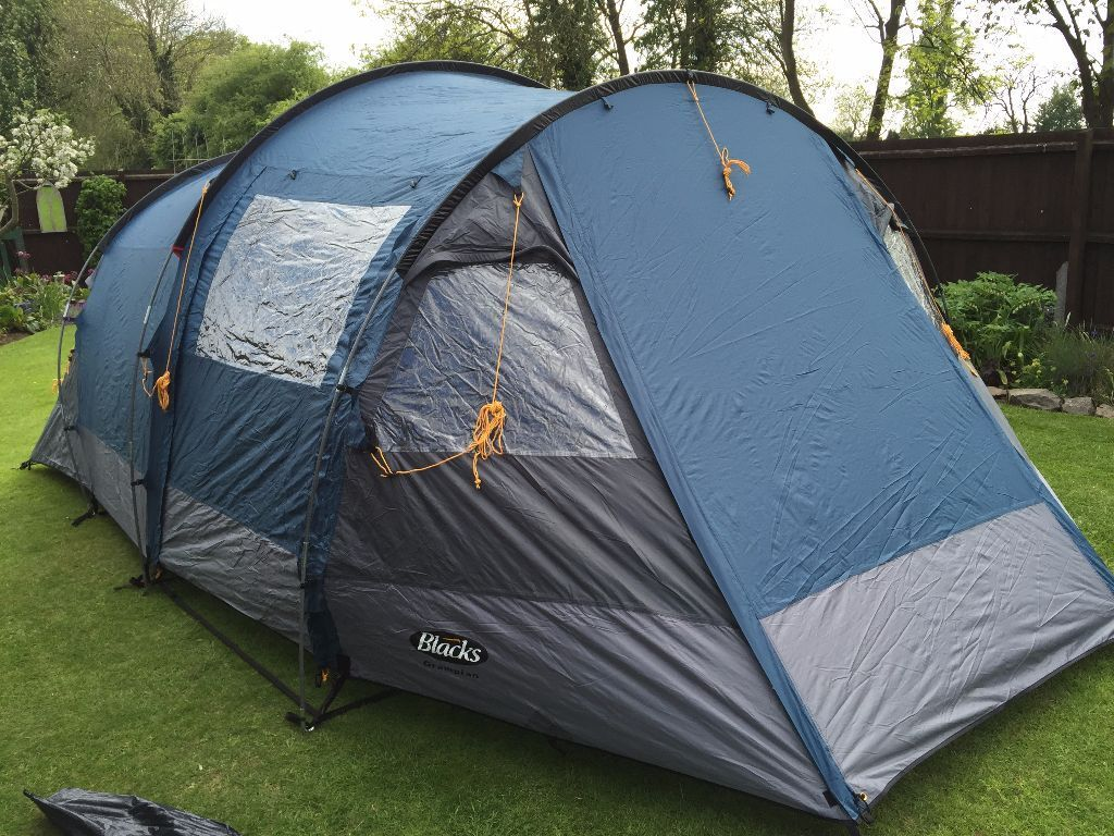 3 bedroom tent grampian 4 2 bedroom tent with large living 10029