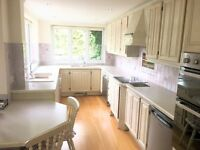 Kitchen Units For Sale - (Solid Wood) + Siemens Dishwasher and Hotpoint Oven