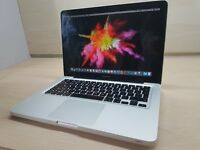 "Apple MacBook Pro 13"" With SSD - Latest OS X Sierra"