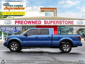 2011 Ford F-150 FX4 with leather/SUNROOF<<< Windsor Region Ontario image 3