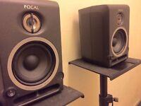Focal CMS40 Professional Active Studio Monitors