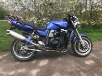 Kawasaki ZRX1100 C4