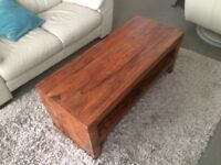 Wood effect Coffee Table - Needs to go
