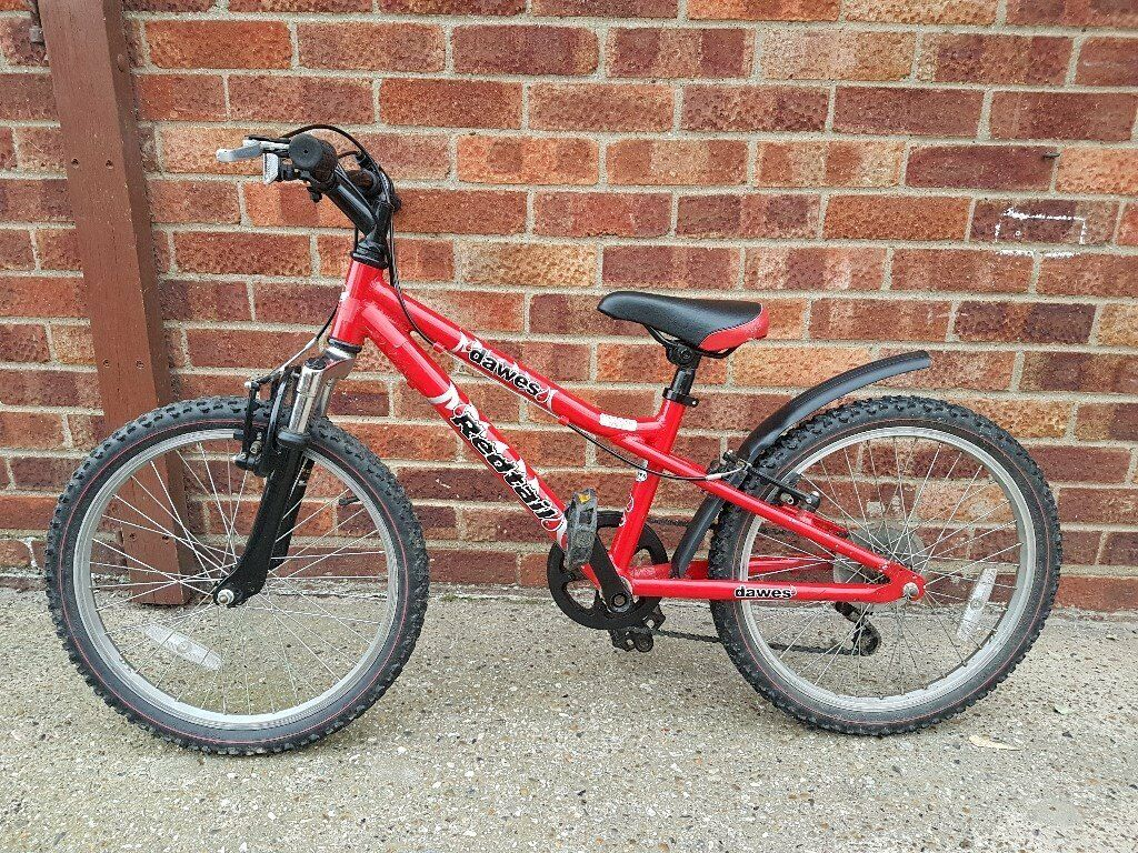 Childs Bike suitable for 6 years plus
