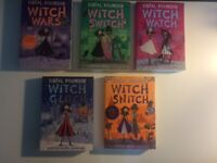 5 'Witch Wars' books by Sibeal Pounder