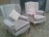queen ann style chairs