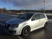 2005 VOLKSWAGEN GOLF 2.0 TDI R32 RELICA WITH NEW TURBO