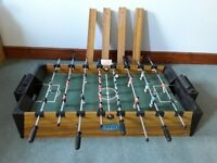 Table football in great condition