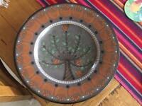 """kmk MANUELL 16"""" (41cm) plate"""