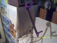 "SAXOPHONE STAND FOR "" B flat or LOW A "" BARITONE SAX , a VERY GOOD ONE, COME & TRY IT"
