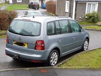 Volkswagen Touran 2.0tdi SE