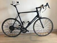 Carbon road bike Canyon Ultimate CF SL - Full Set Ultegra - Frame 65 - Price GBP 1,300