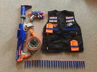 Nerf Gun tactical collection
