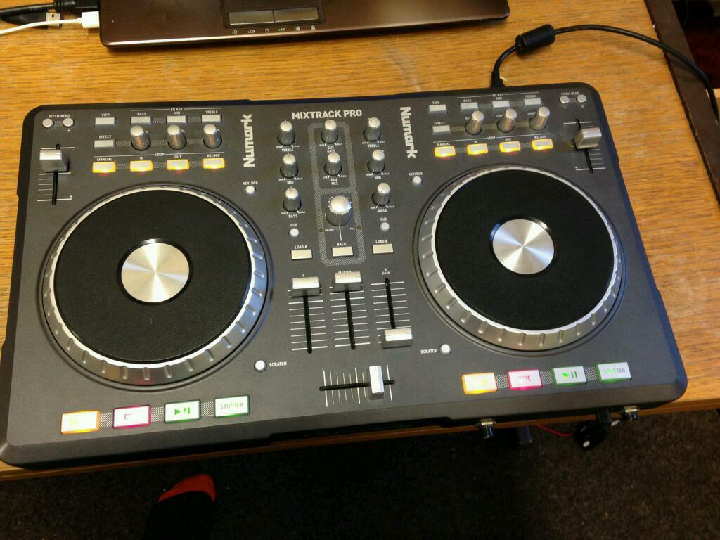 Numark Mixtrack Pro USB DJ Mixer - Boxed - Mint | in Stockport