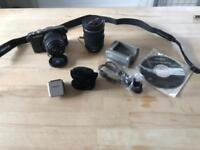 Olympus E-PL3 full kit.