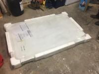 Shower tray 1400 x 900