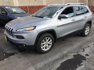 2015 Jeep Cherokee North, Automatic, Back Up Camera, 4x4