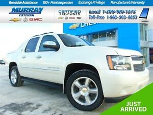 2013 Chevrolet Avalanche LTZ Black Diamond *Heated & cooled *Moo
