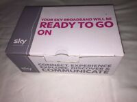 SKY Box Router inernet