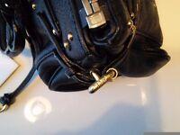 Chloé Padfington Black Handbag