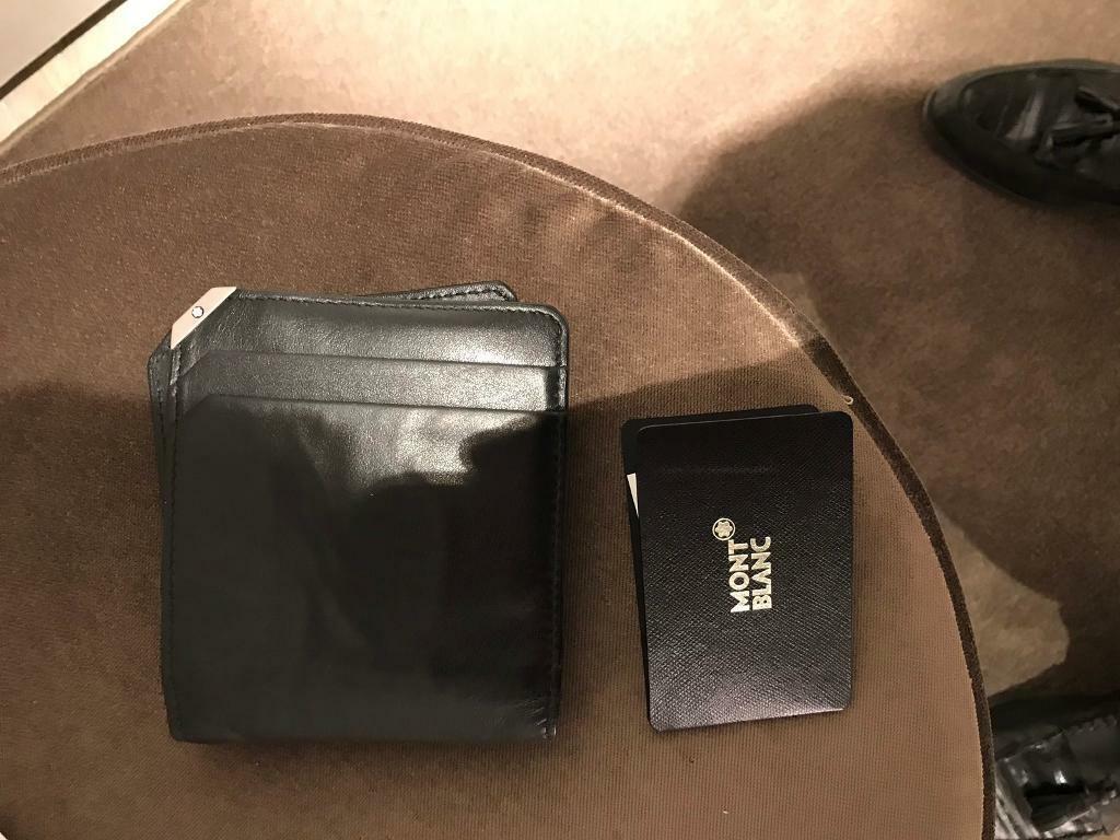 fda2272414e2e Mont Blanc wallet genuine and amazing price | in Richmond, London ...
