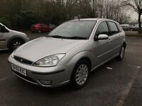 ford focus 1.8d drive perfect