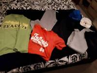 AGE 12/13 YEARS SELECTION OF BOYS CLOTHES