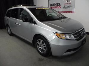 2011 Honda Odyssey EX RES