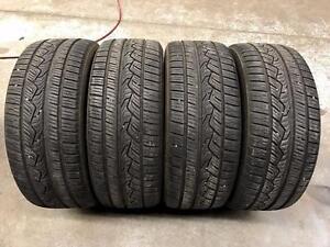 255/50R20 NEXEN All Season Tires (Used 70% tread left)