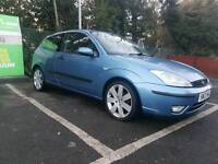 Ford Focus MP3 edition