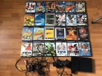 Ps2 Sony PlayStation 2 Console & games
