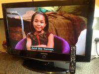 """Excellent/clean 32""""SAMSUNG LCD HD ready+freeveiw Tv"""