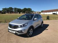 Kia Sportage 1.7 CRDI 2wd Manual.