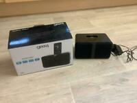 GEAR4 HOUSE PARTY STEALTH ll STEREO SPEAKER SYSTEM FOR IPOD UNIVERSAL DOCK