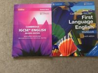 Student Book and Workbook IGCSE English