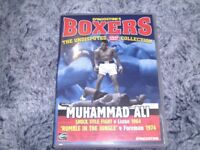 40 BOXING DVDs IN A WHOLE SET