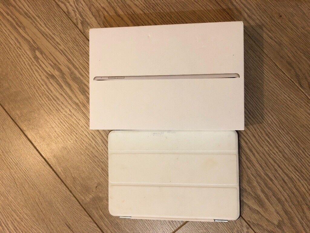 IPAD MINI 4 16GB WIFI + 4G WARRANTY LIKE NEW WITH BOX