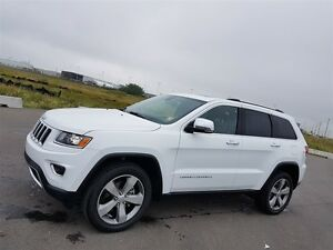 2016 Jeep Grand Cherokee LIMITED | LEATHER | BACKUP CAM W/ SENSO