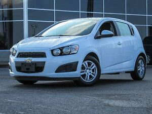 2015 Chevrolet Sonic LT|Cruise Control|Heated Seats