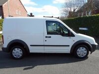 NO VAT!! Stunning ford transit connect. 1.8l diesel pannel van!