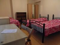 Twin or triple room available in Bethnal Green station. £210pw all icl