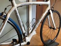 Ribble Sportive Bianca Carbon frame - medium