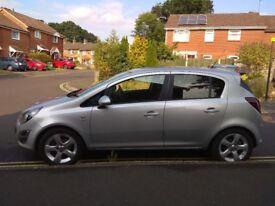 Vauxhall Corsa 2013 1.4 i 16v SXi 5dr