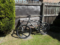 mountain bike for sale,in good condition-21speed,all gears in good working order,g