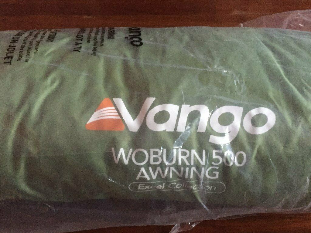 half off 9d96d 7e496 Vango Woburn 500 Front Awning   in Hull, East Yorkshire   Gumtree