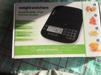 Weight watchers smart points weighing scale